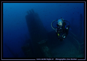"Diving the ""Farud"" - Malta Island... Que du Bonheur... :O... by Michel Lonfat"